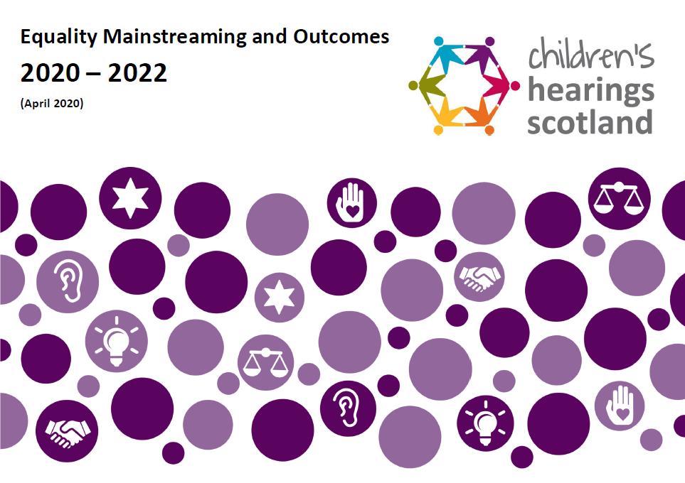 CHS Equality Mainstreaming and Outcomes 2020-22