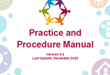 Revised version of the Practice and Procedure Manual