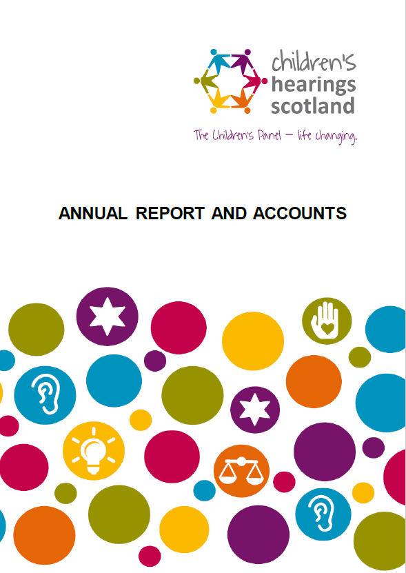 CHS Annual Report and Accounts 2016-17