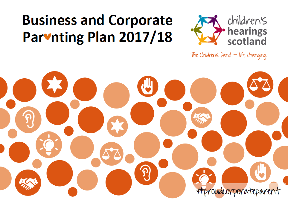 CHS Business & Corporate Parenting Plan 2017-18